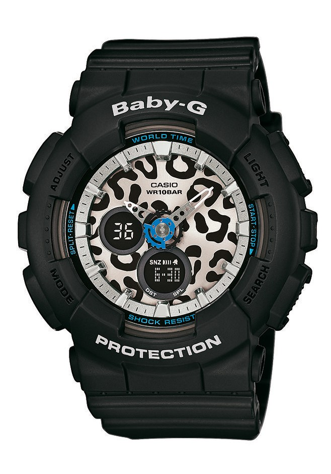 casio baby g protection armbanduhr ba 120lp 1aer nur 79 00. Black Bedroom Furniture Sets. Home Design Ideas