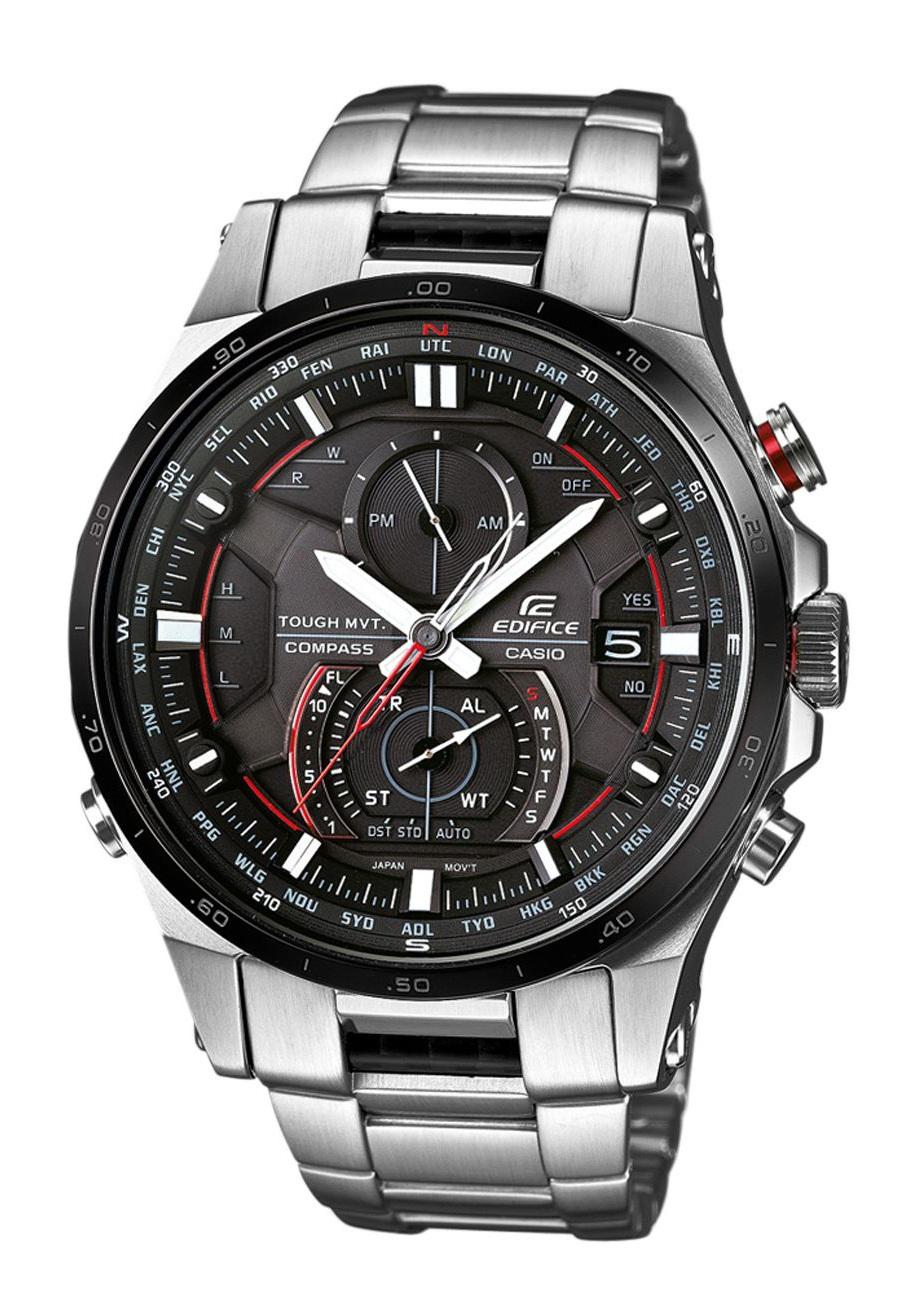 Casio Edifice Funk Solar Herrenchronograph Eqw A1200db