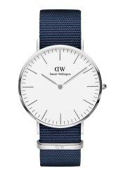 Daniel Wellington Classic Bayswater Silber 40mm (DW00100276)