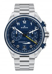 Edox Chronorally S Herrenchronograph (09503.3BUM.BUBG)