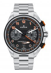 Edox Chronorally S Herrenchronograph (09503.3NOM.NOO)