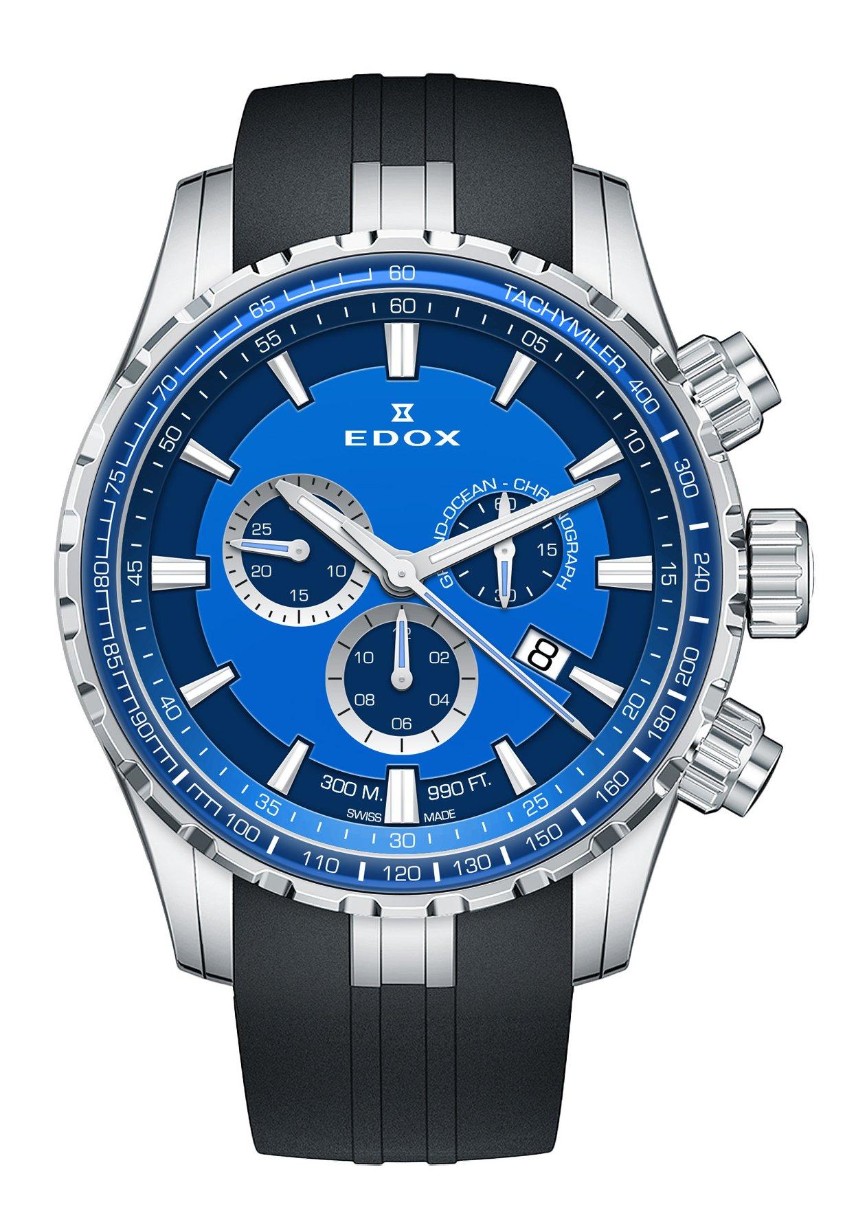 Часы edox гранд океан