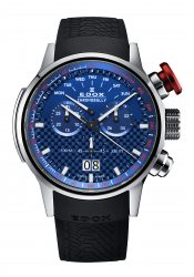Edox Chronorally Herrenchronograph (38001.TIN.BUIN)