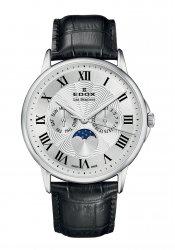 Edox Les Bemonts Herrenchronograph Mondphase (40002.3.AR)