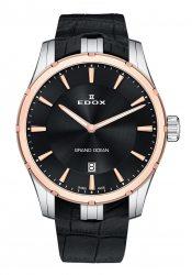 Edox Grand Ocean Ultra Slim Herrenuhr (56002.357RC.NIR)