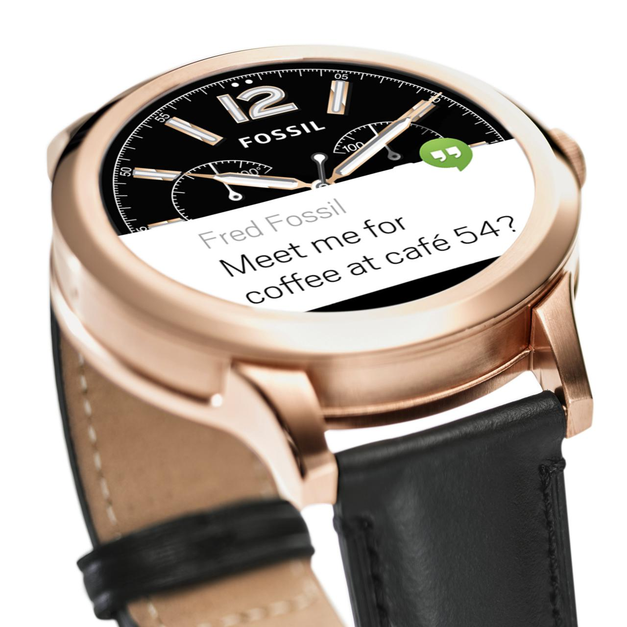 fossil fossil q smartwatch herrenuhr founder touchscreen nur 249 00. Black Bedroom Furniture Sets. Home Design Ideas