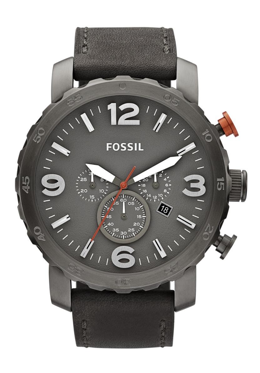 fossil herrenchronograph nate jr1419 nur 149 00. Black Bedroom Furniture Sets. Home Design Ideas