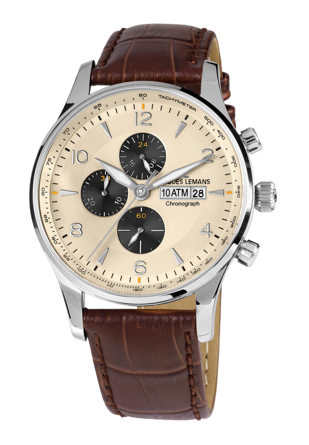 Jacques Lemans Herrenchronograph London 1-1844C nur 149,00