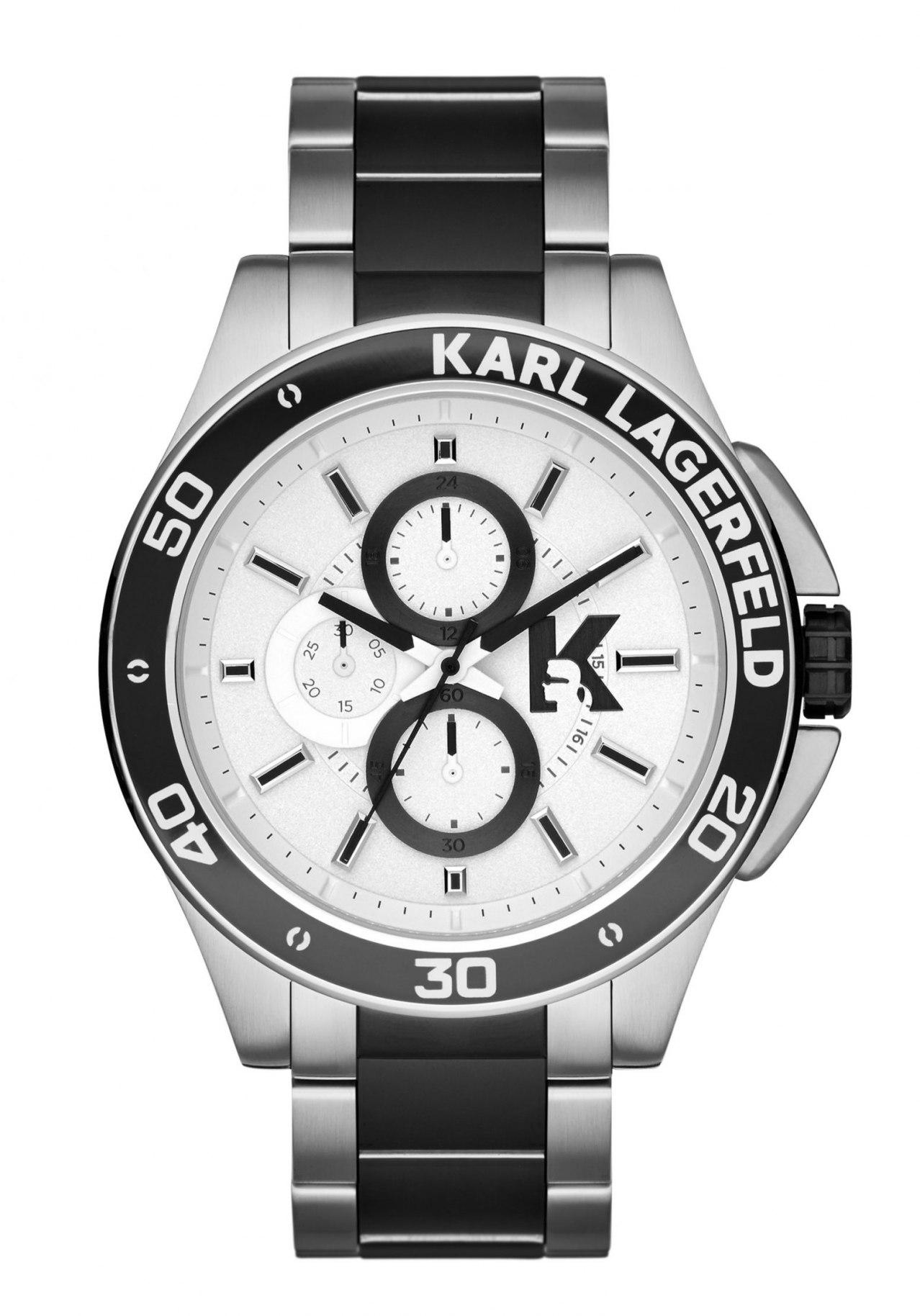 karl lagerfeld herrenchronograph energy kl1414 nur 279 00. Black Bedroom Furniture Sets. Home Design Ideas