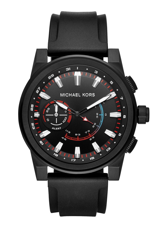 michael kors access hybrid smartwatch herrenuhr grayson. Black Bedroom Furniture Sets. Home Design Ideas