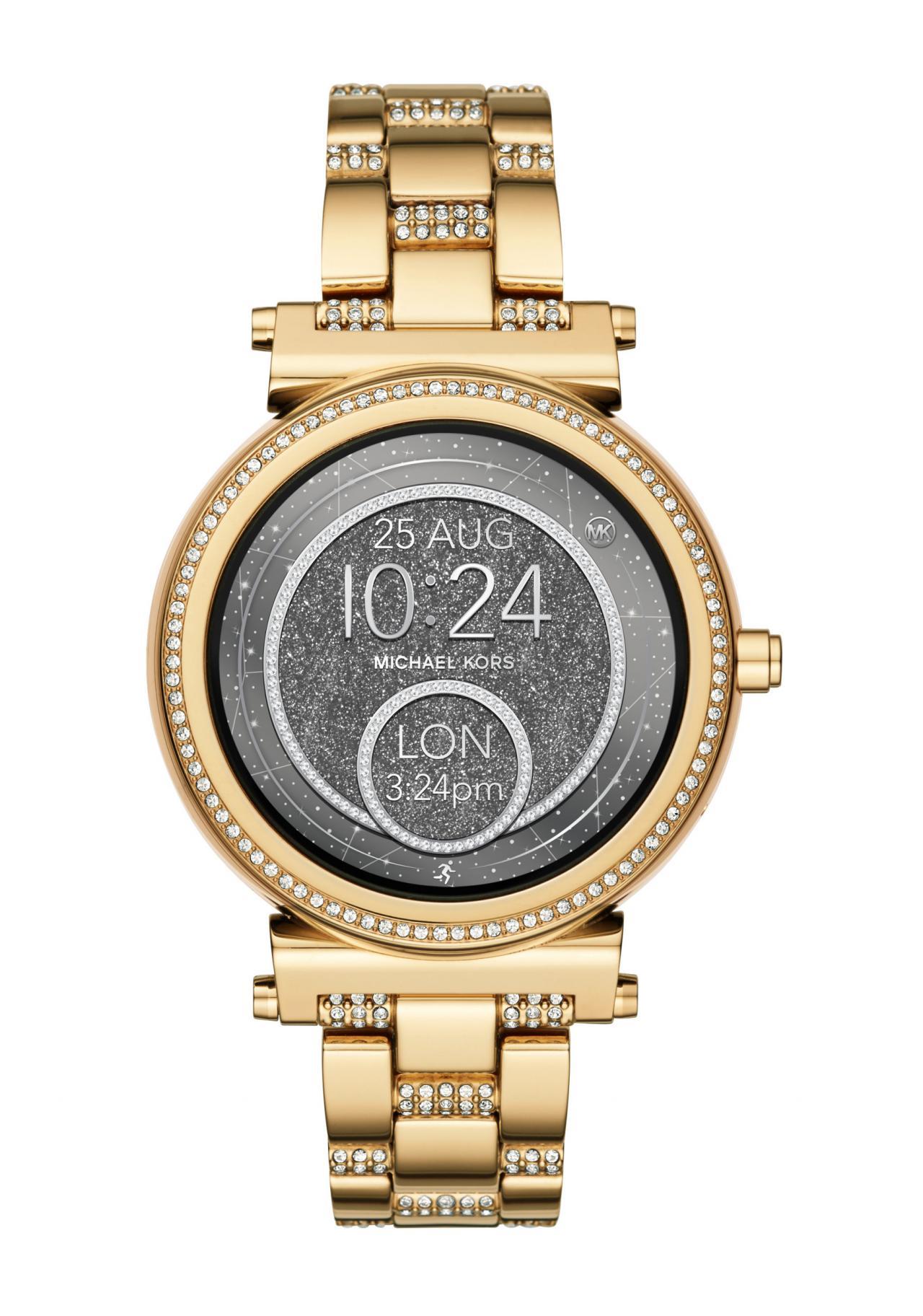 michael kors access smartwatch damenuhr sophie mkt5023 nur