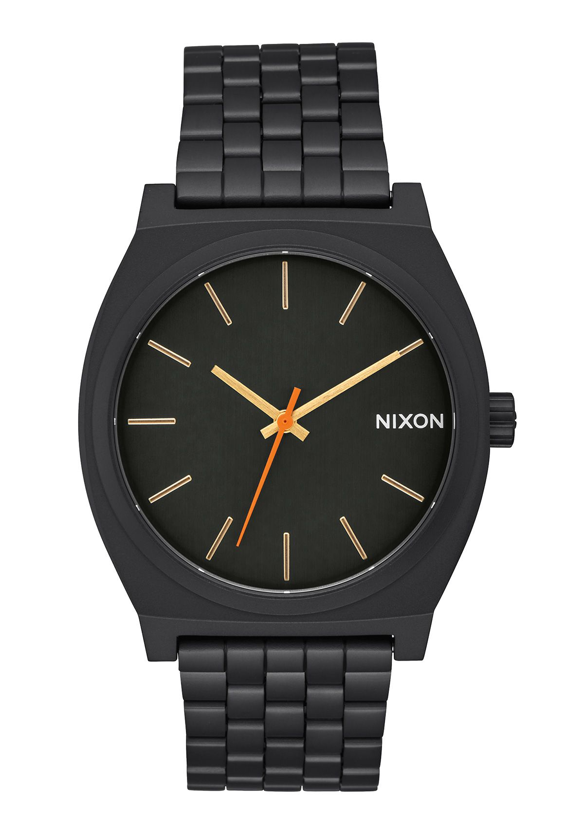 Nixon The Time Teller All Black / Surplus