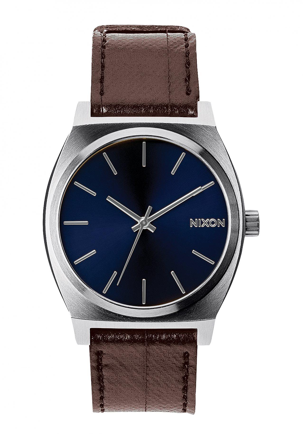 Nixon The Time Teller Blue Brown