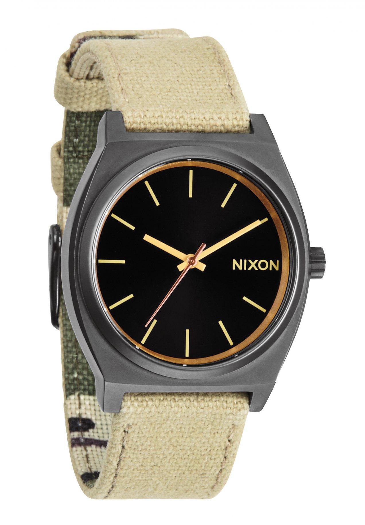 Nixon The Time Teller Khaki / Camo