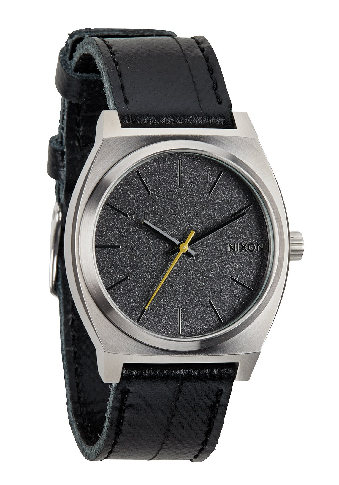 Nixon The Time Teller Black Tape