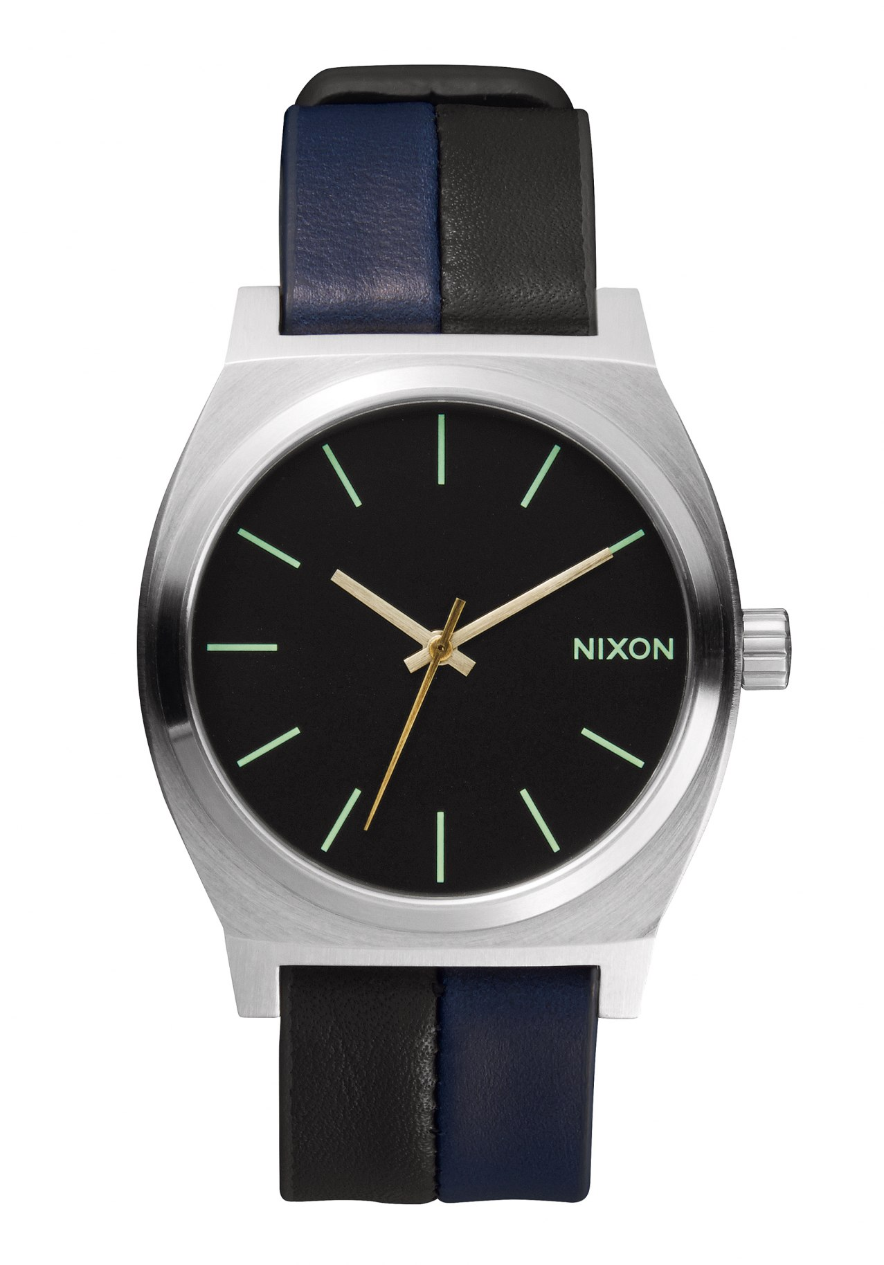 Nixon The Time Teller Black / Navy / Black
