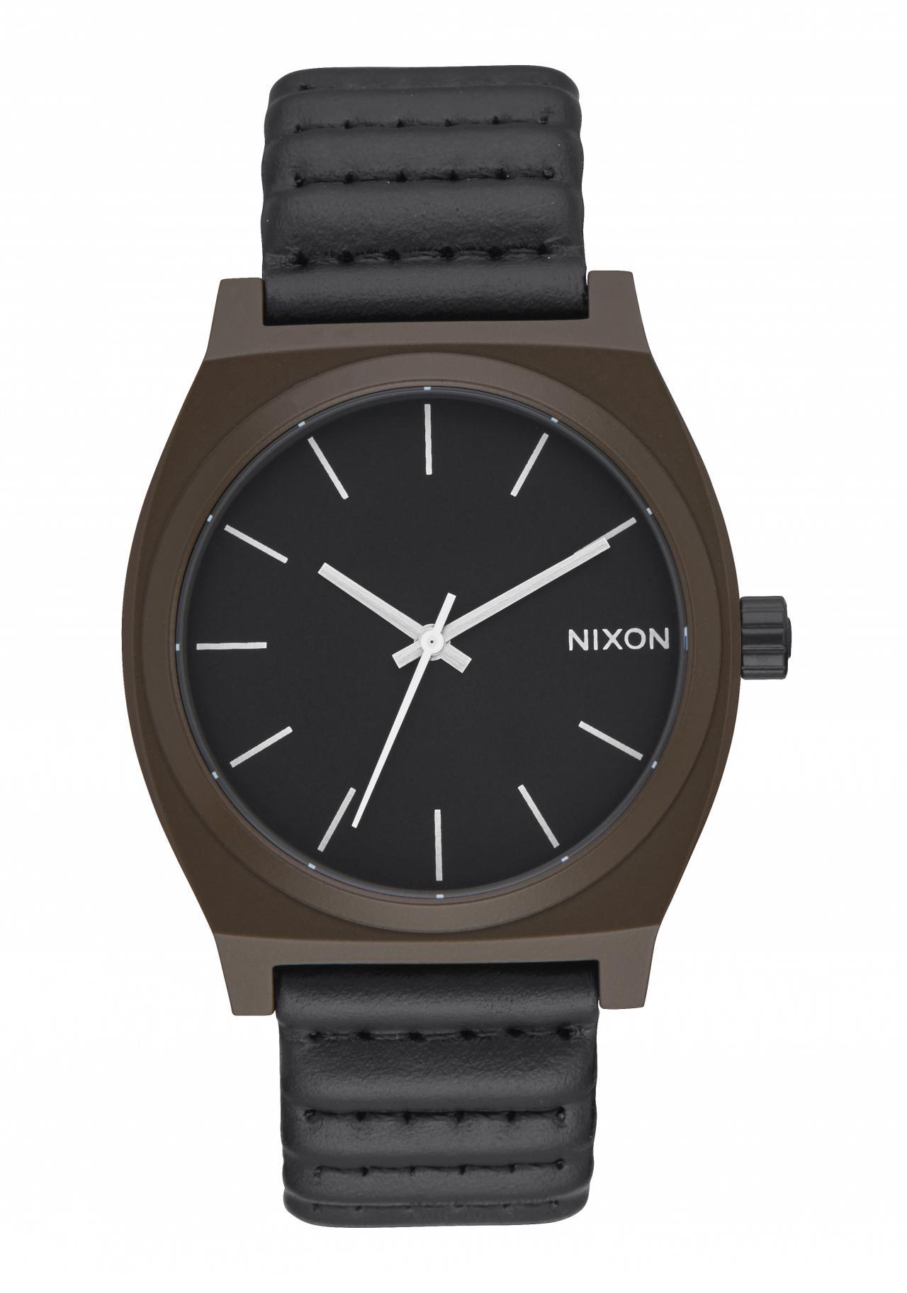 Nixon The Time Teller Bronze / Black