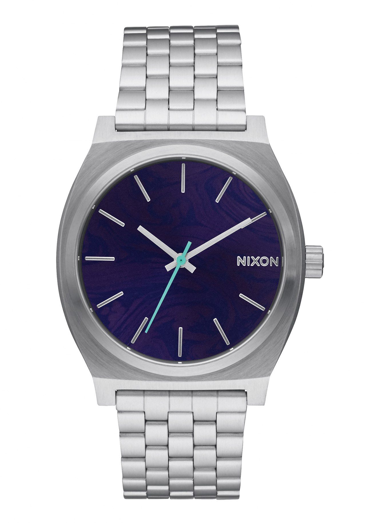 Nixon The Time Teller Purple