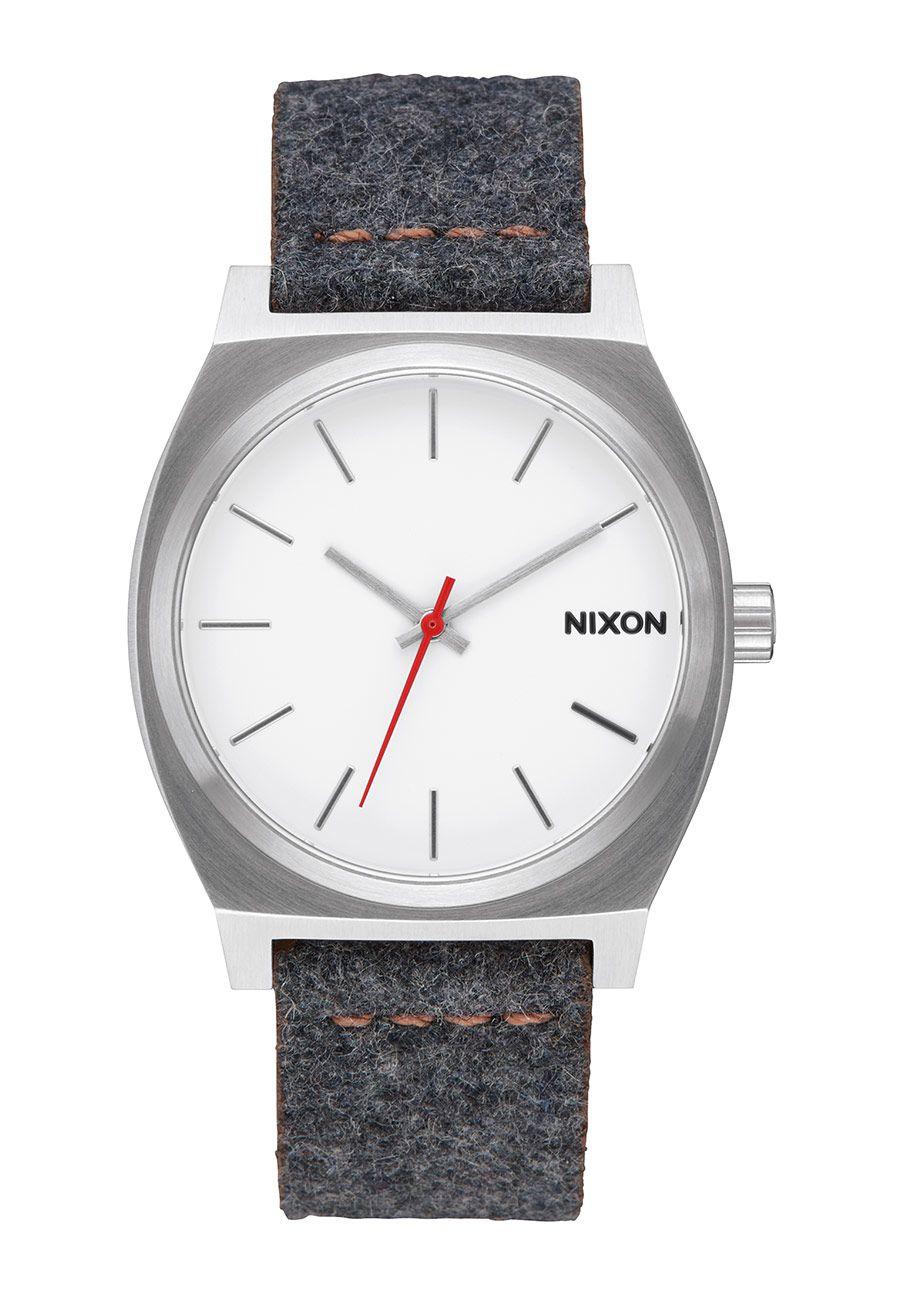 Nixon The Time Teller Gray / Tan
