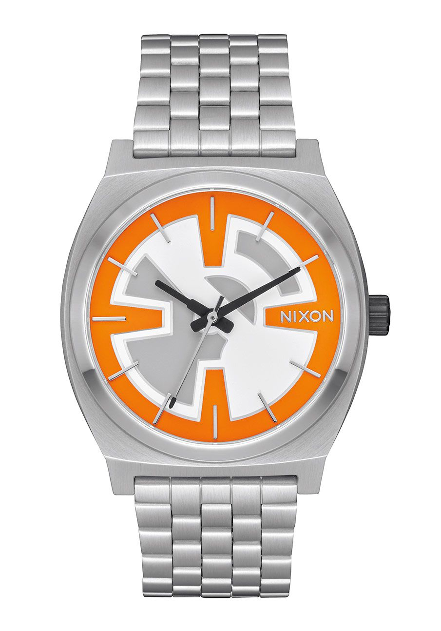 Nixon The Time Teller SW BB-8 Orange / Black