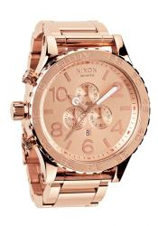 Nixon The 51-30 Chrono All Rose Gold (A083897)