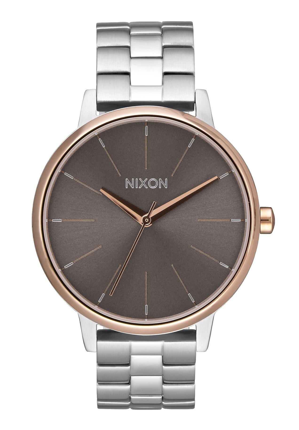 Nixon The Kensington Silver / Rose Gold / Taupe
