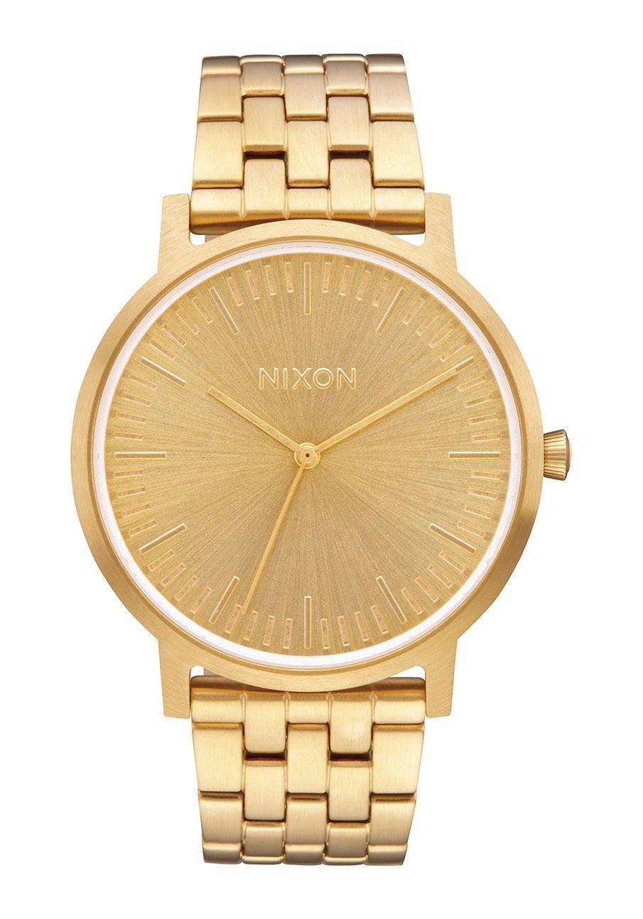 Nixon The Porter All Gold