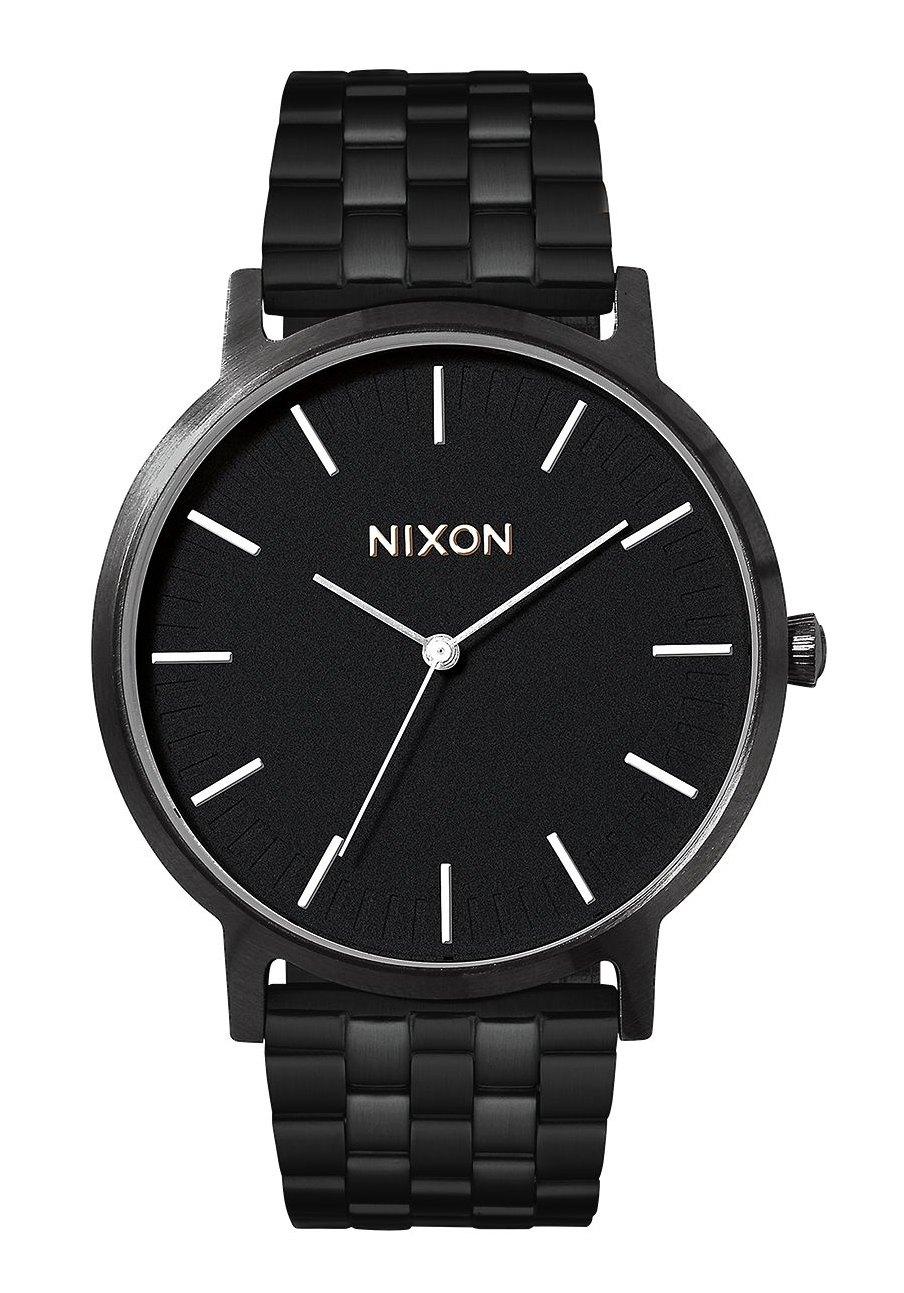 Nixon The Porter All Black White