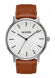 Nixon The Porter Leather White Sunray Saddle (A1058-2442)