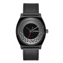 STAR WARS | Nixon The Time Teller Leather Star Wars Kylo Black