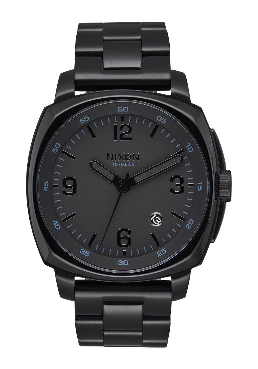 Nixon The Charger All Black