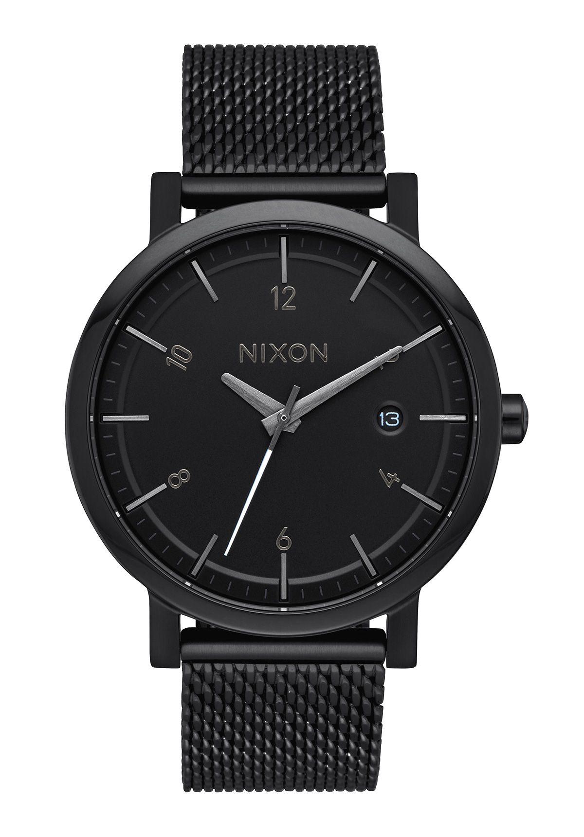 Nixon The Rollo 38 SS All Black
