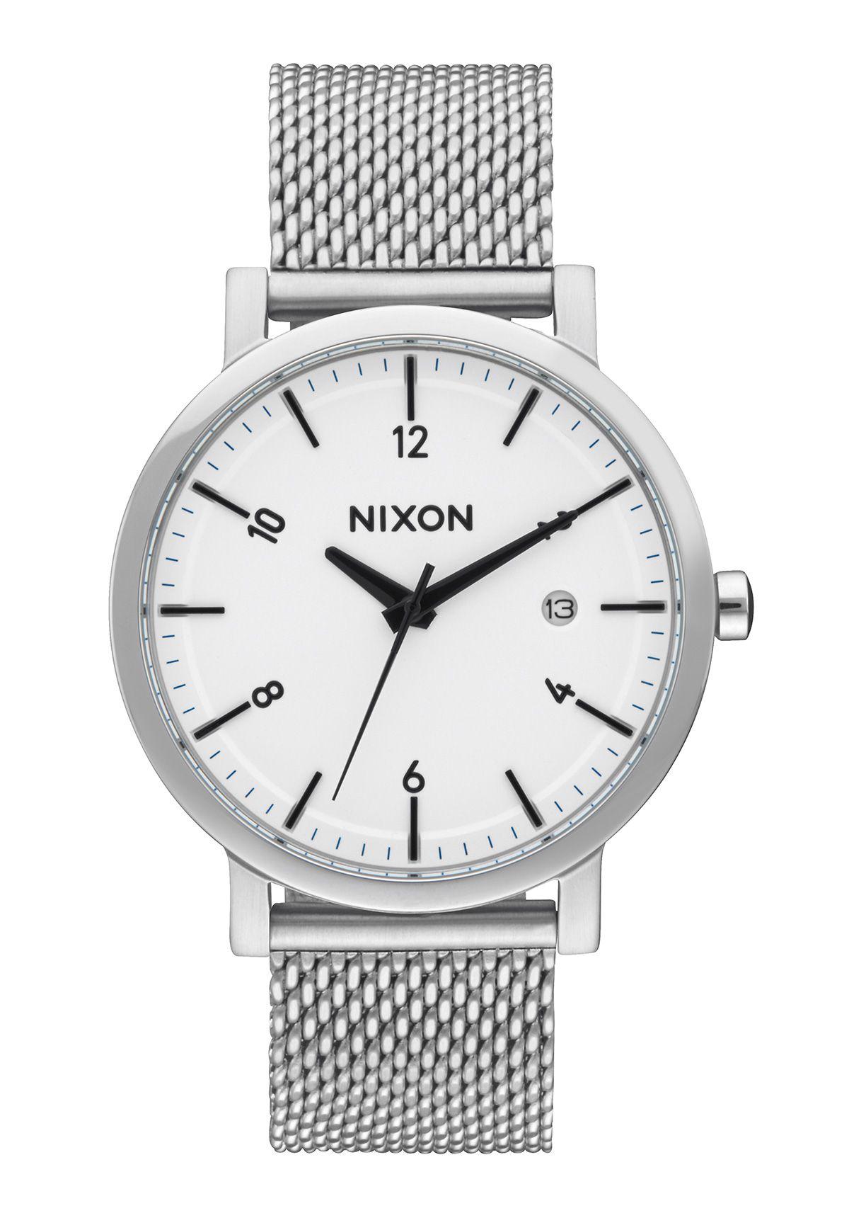 Nixon The Rollo 38 SS White Sunray