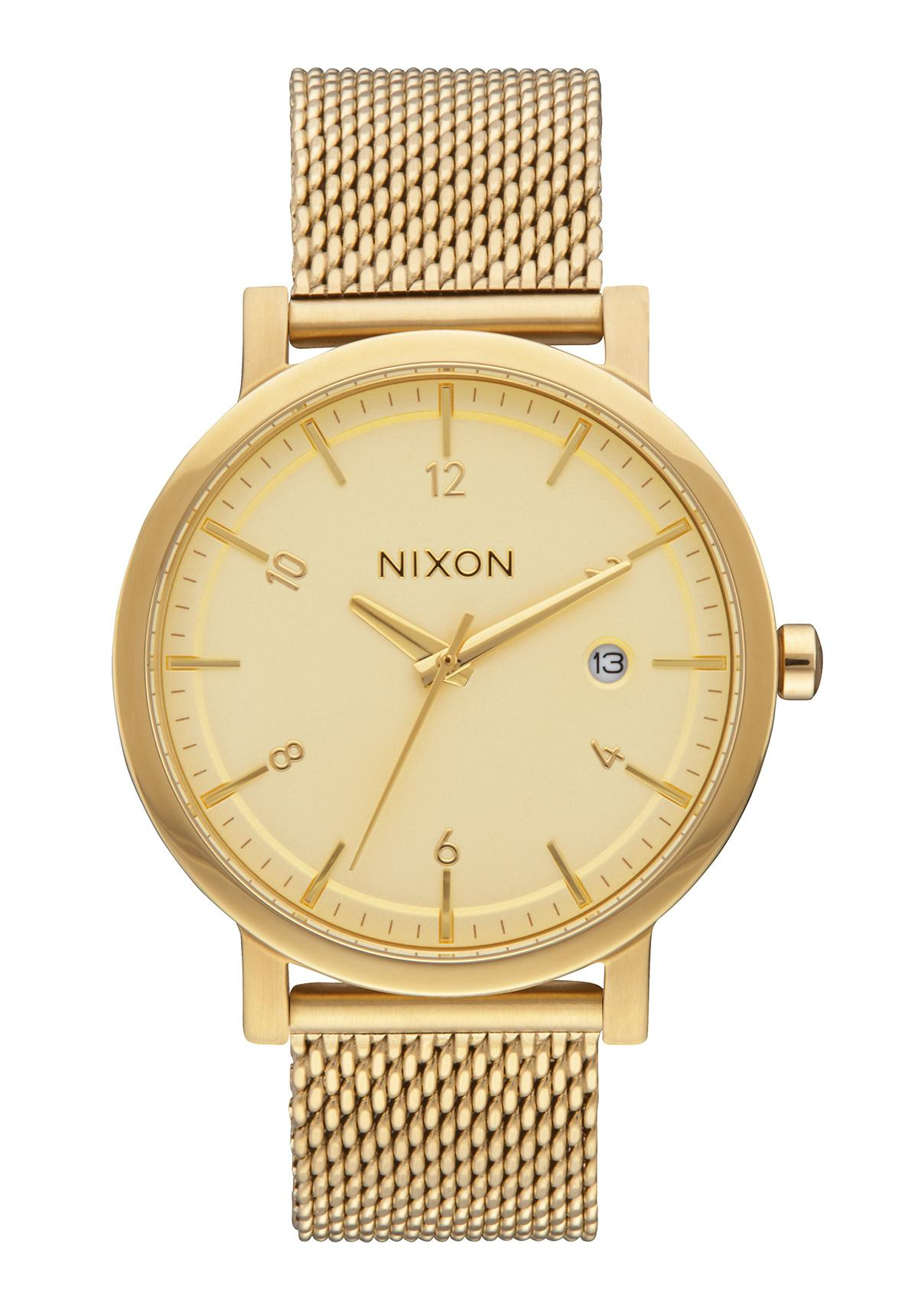 Nixon The Rollo 38 SS All Gold