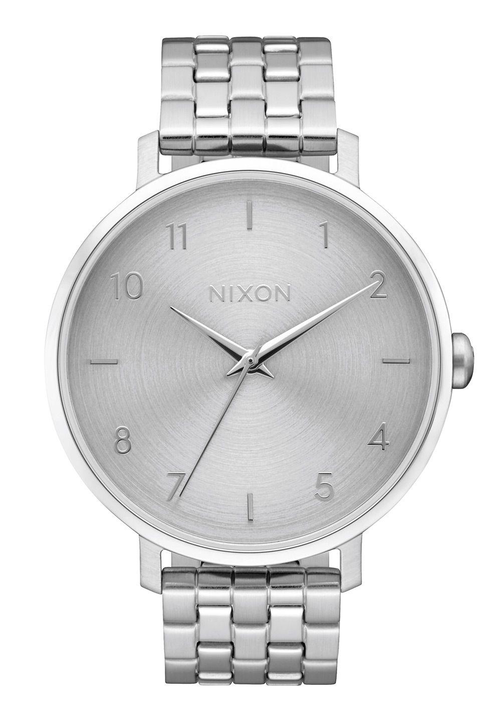 Nixon The Arrow All Silver