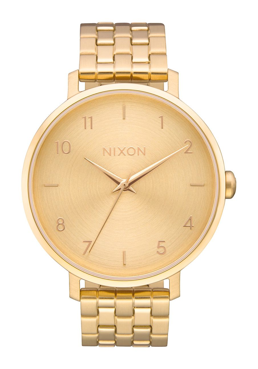 Nixon The Arrow All Gold