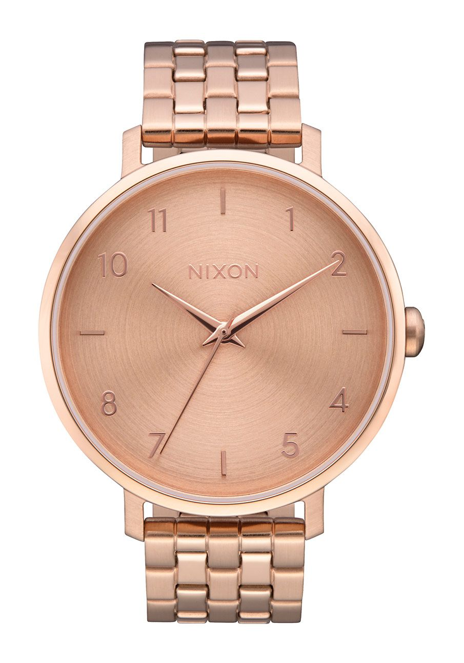 Nixon The Arrow All Rose Gold