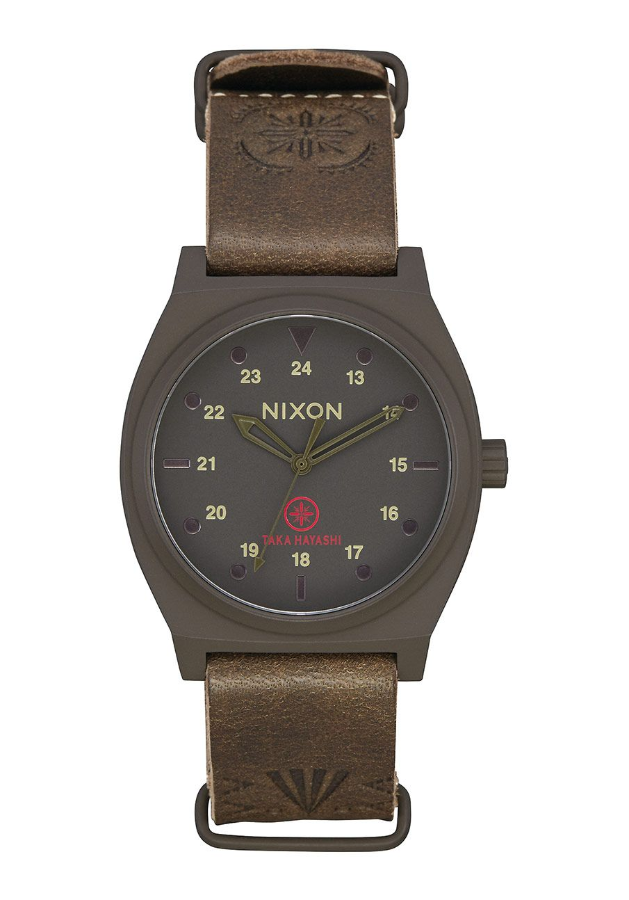 Nixon The Time Teller LTD Bungee / Taka