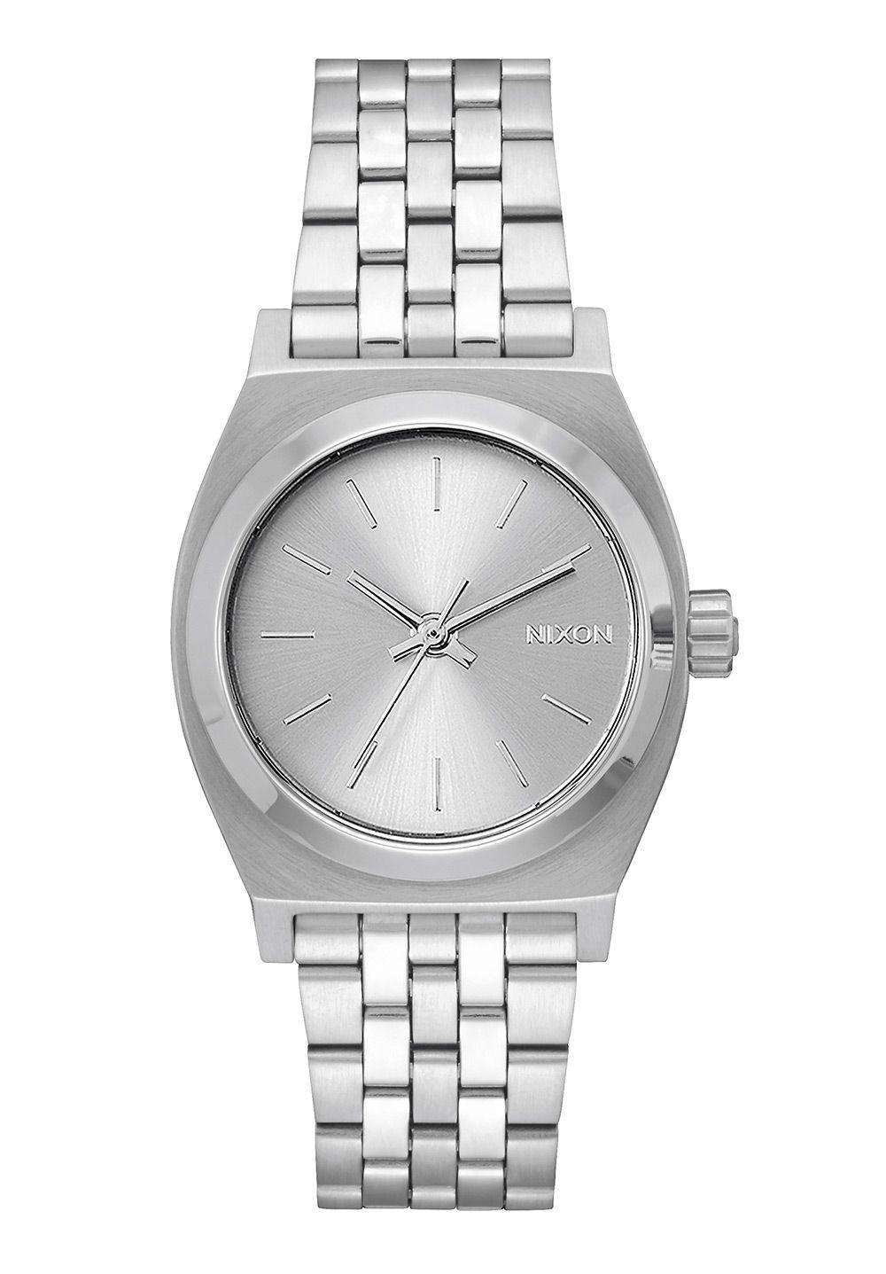 Nixon The Medium Time Teller All Silver