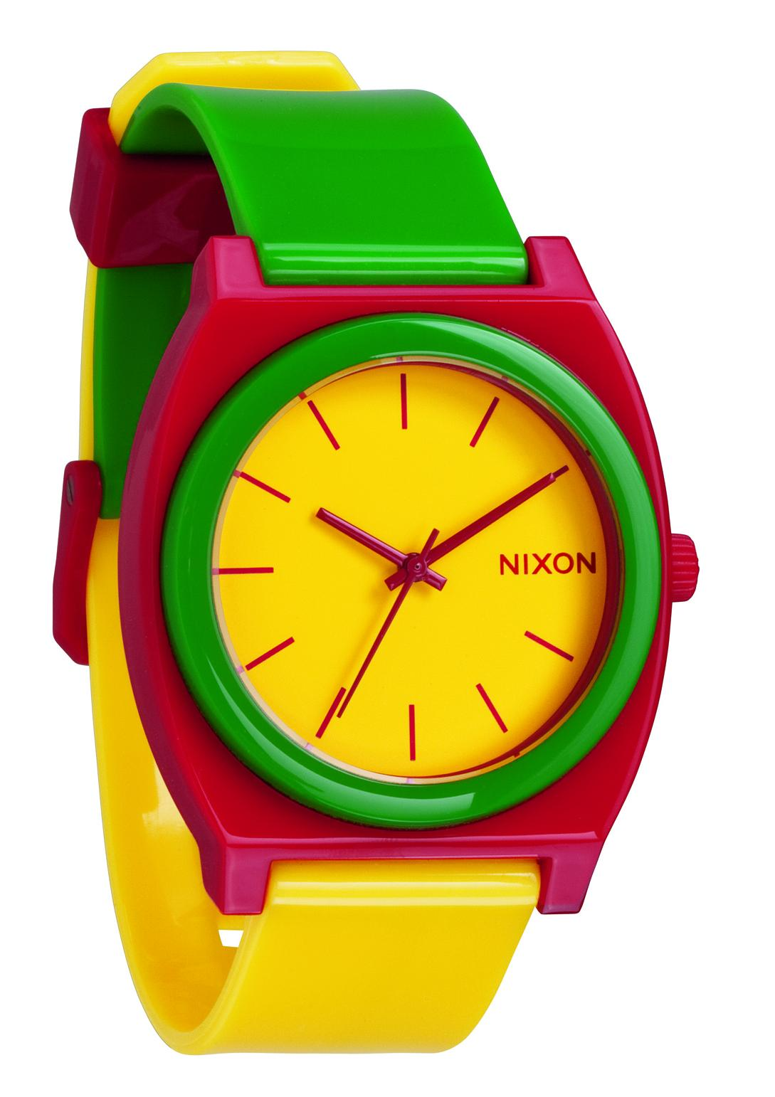 Nixon The Time Teller P Rasta Uhr