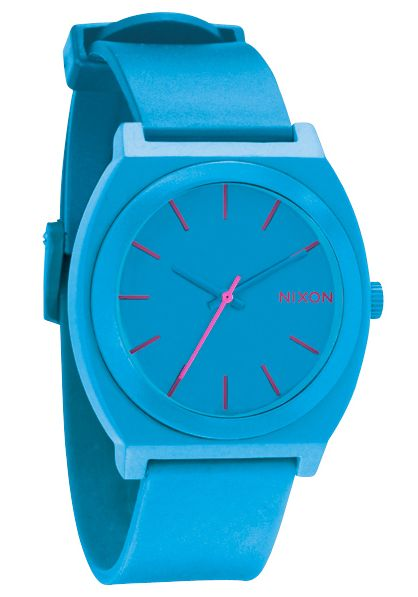 Nixon The Time Teller P Bright Blue Uhr
