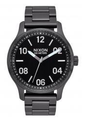 Nixon The Patrol Black / Silver (A1242-180)