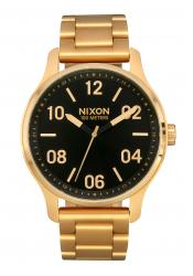 Nixon The Patrol Gold / Black (A1242-513)