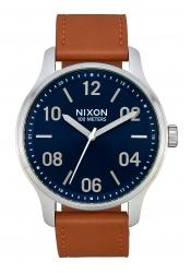 Nixon The Patrol Leather Navy / Saddle (A1243-2186)