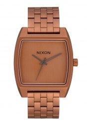 Nixon The Time Tracker Matte Copper / Gunmatel (A1245-3165)