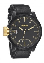 The Chronicle Black/Gold Herrenuhr (A127041)