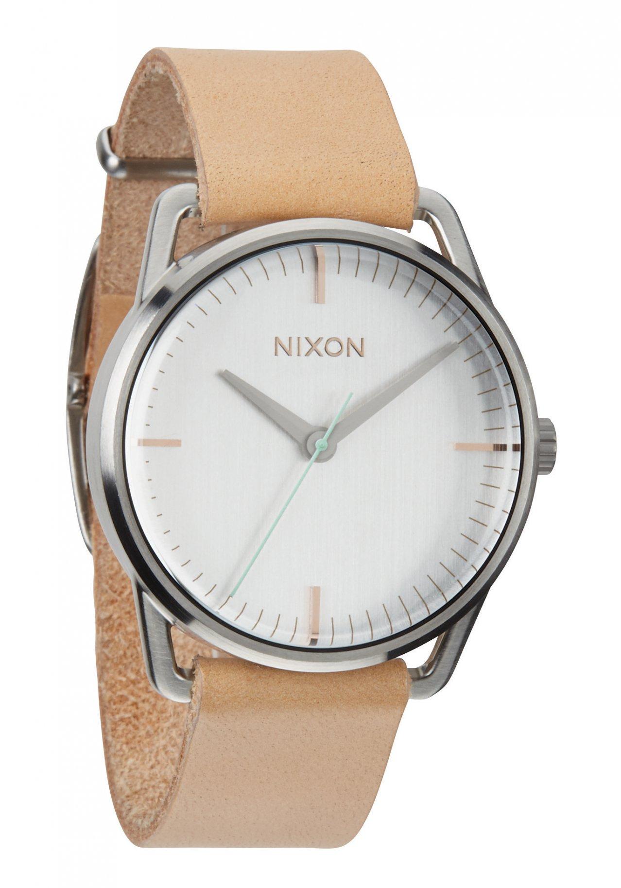 Nixon The Mellor Natural / Silver