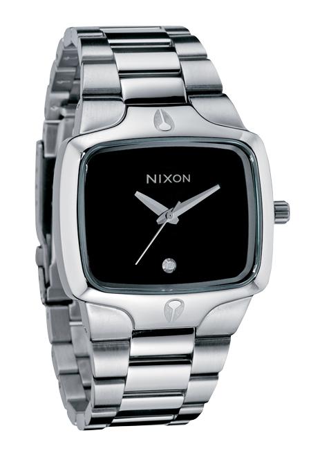 Nixon The Player Black Herrenuhr
