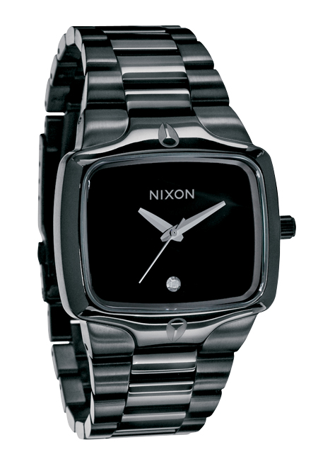 Nixon The Player All Black Herrenuhr