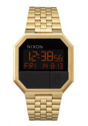 Nixon The Re-Run All Gold Herrenuhr (A158502)